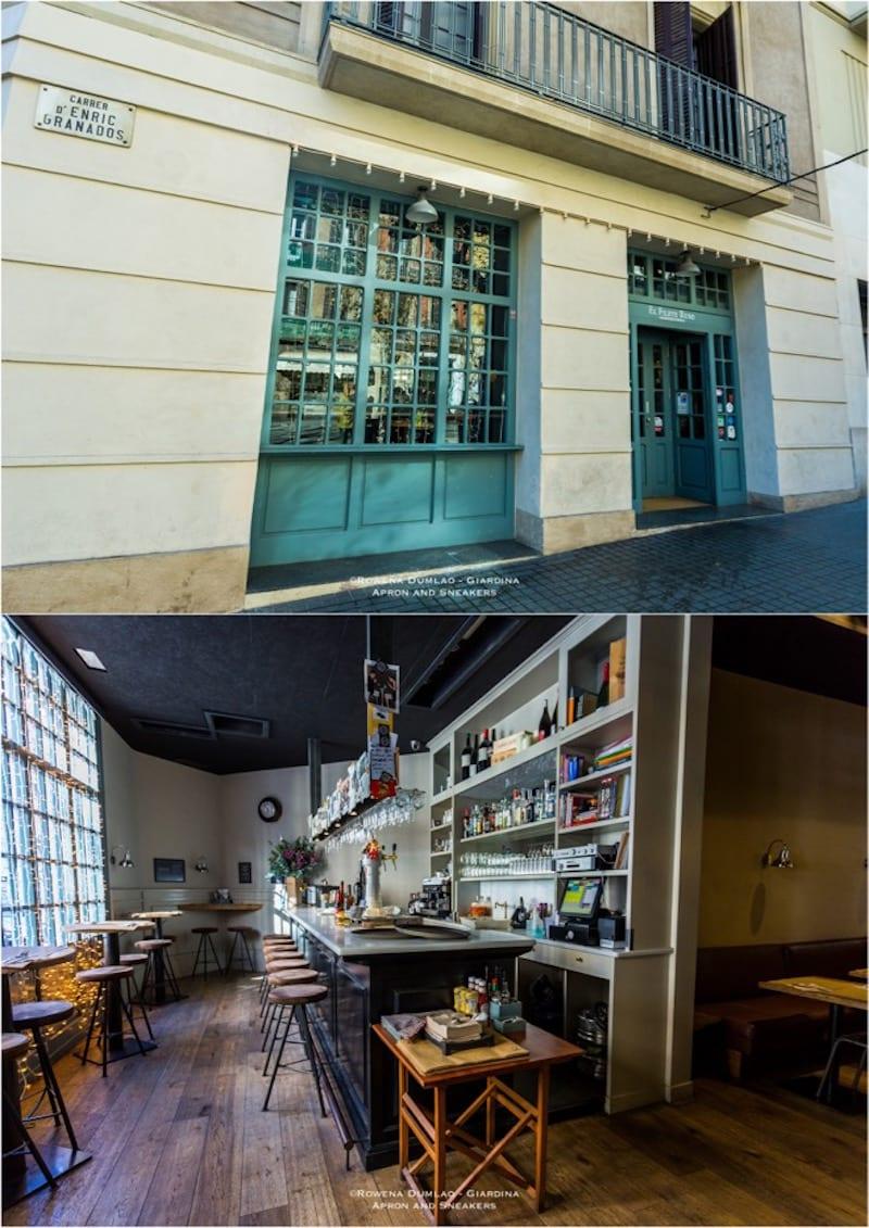 The Best Hamburger Spot in Barcelona