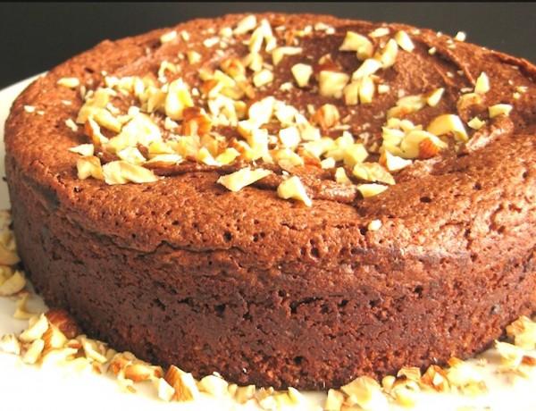 gianduja-cake