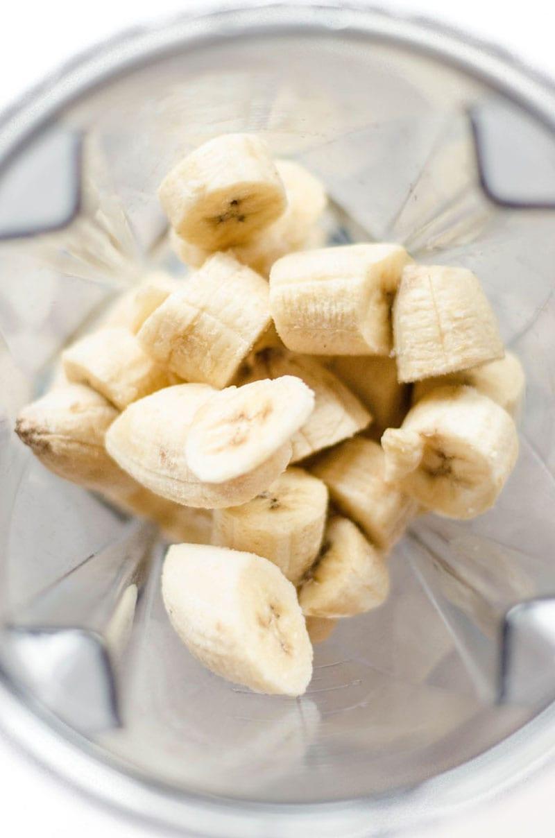 Mocha Banana Ice Cream