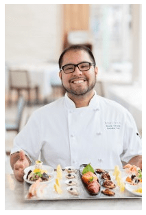 Vancouver's Chef Ricardo Valverde Brings Together the Hottest Cuisines