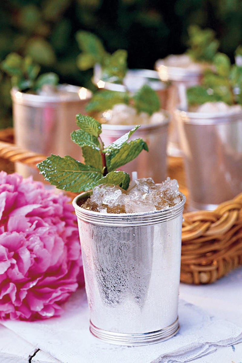 10 Mint Julep Cocktails for the Kentucky Derby – Honest Cooking