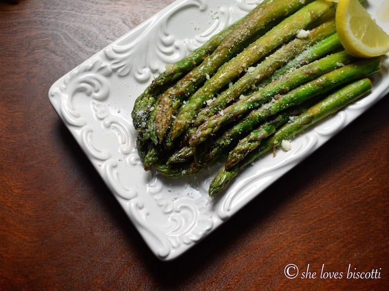 Beautiful Asparagus with Lemon and Garlic – Honest Cooking