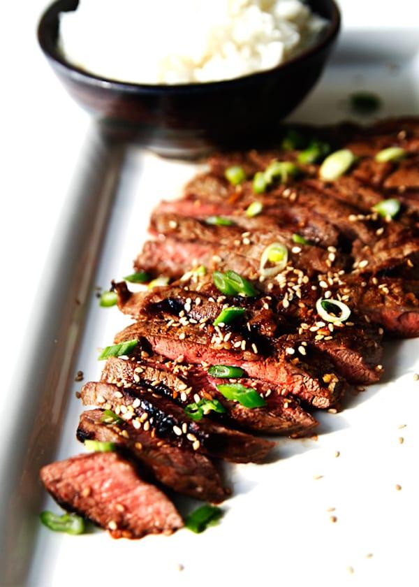 Asian Hanger Steak Recipes