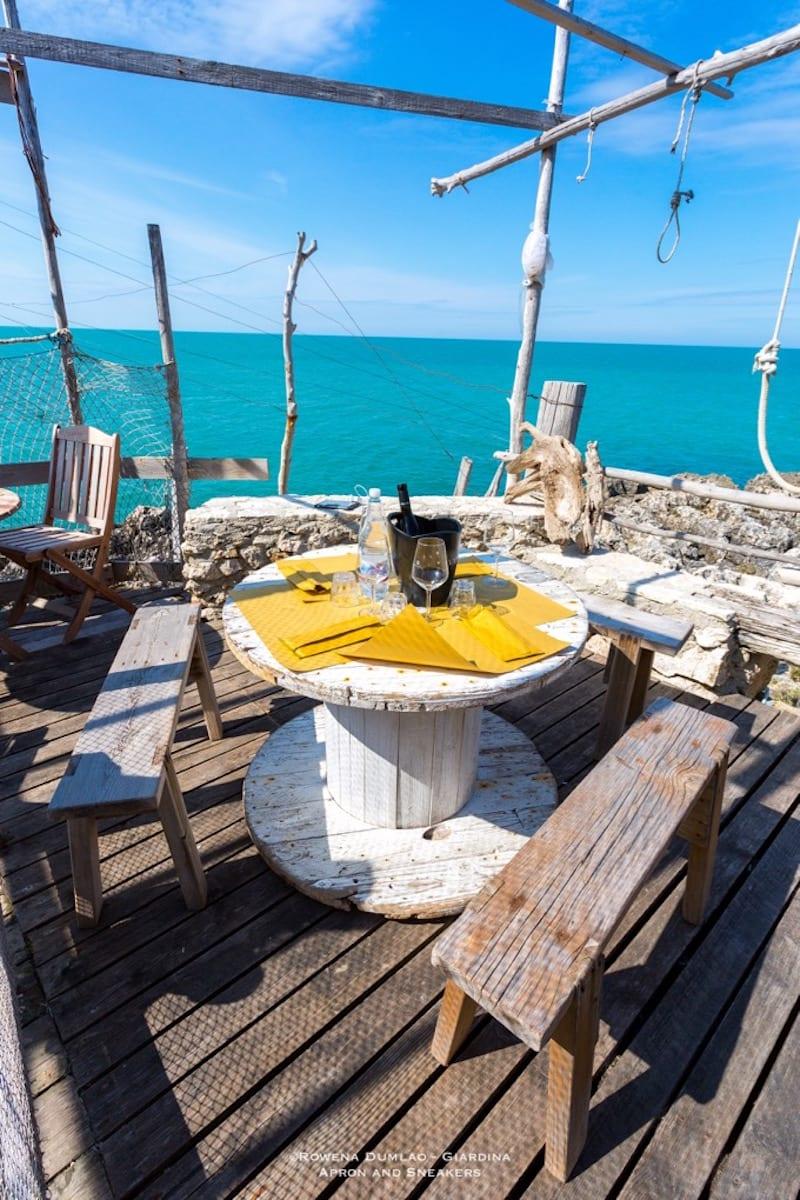 Dining on the Coast in Puglia