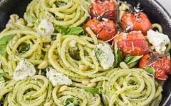 Arugula-Pesto-Pasta-with-Blistered-Tomatoes-Burrata-83