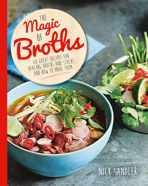 The Magic of Broths: Peruvian Lime and Chile Broth