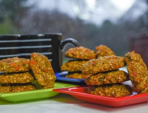 Carrot-Date-Breakfast-Cookies