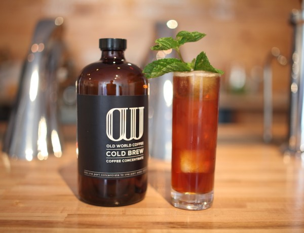 Coffee Kentucky Mule