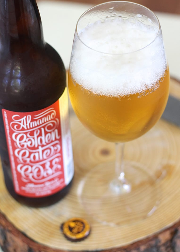 Brew Tip: Almanac Golden Gate Gose