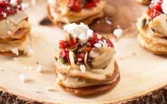 Greek-Hummus-Mini-Tostada-Stacks-Photo