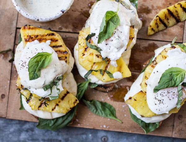 Grilled-Pineapple-Caprese-Eggs-Benedict-with-Coconut-Almond-Hollandaise-5 (1)