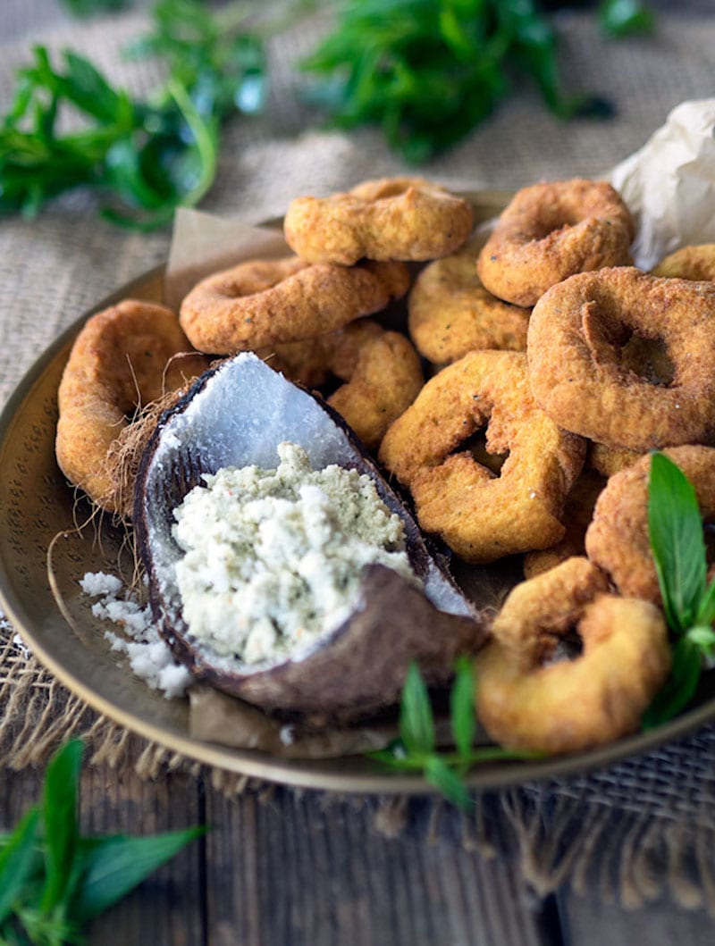 Indian-Rice-Fried-Doughnuts