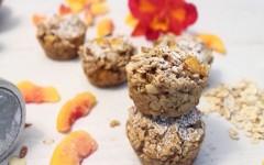 Peach-Almond-Oatmeal-Muffins-1
