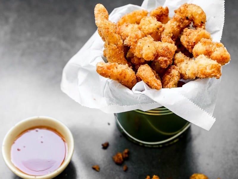 Perfect Popcorn Shrimp – Honest Cooking