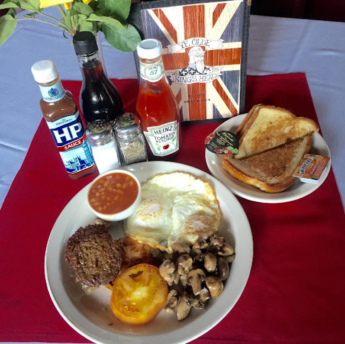 The Best of British Food in Los Angeles
