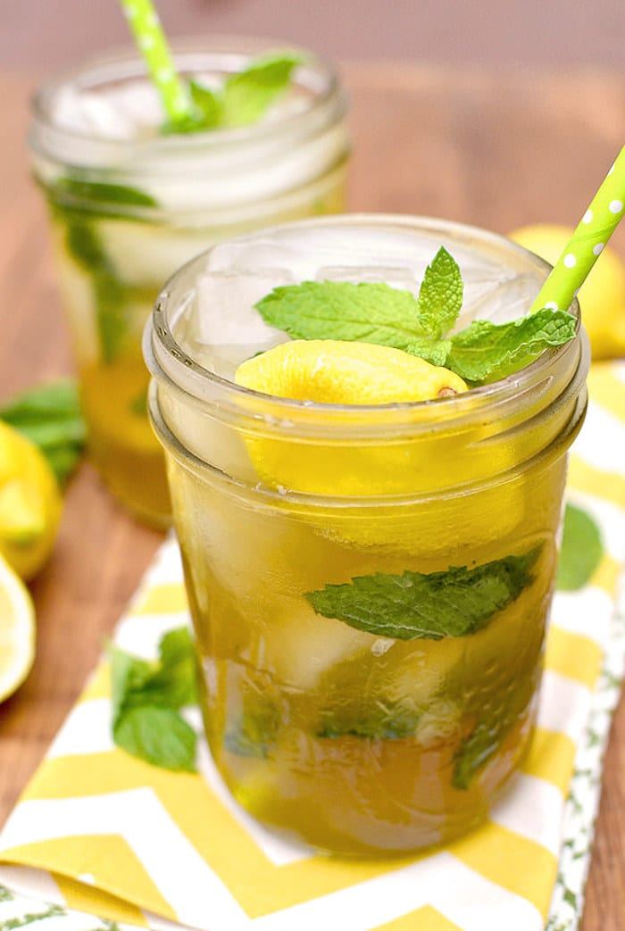 Sip Away Summer with Refreshing Iced Tea Cocktails – Honest Cooking
