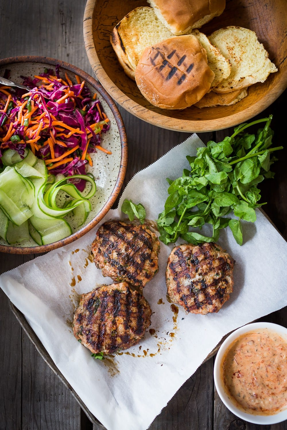 For an even lighter option, serve in butter lettuce wraps and go ...
