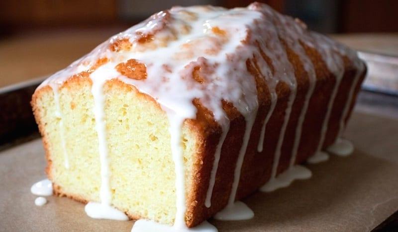 Limoncello Loaf Cake
