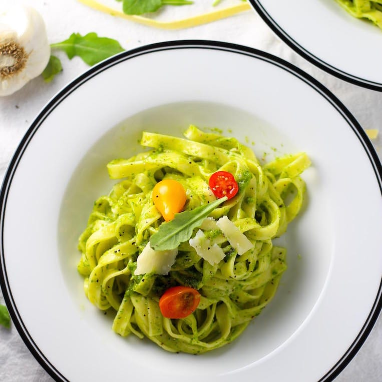 Spicy Arugula Pesto
