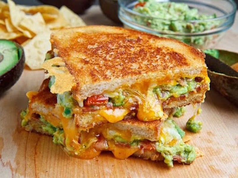 Ultimate Gooey Grilled Cheeses – Honest Cooking