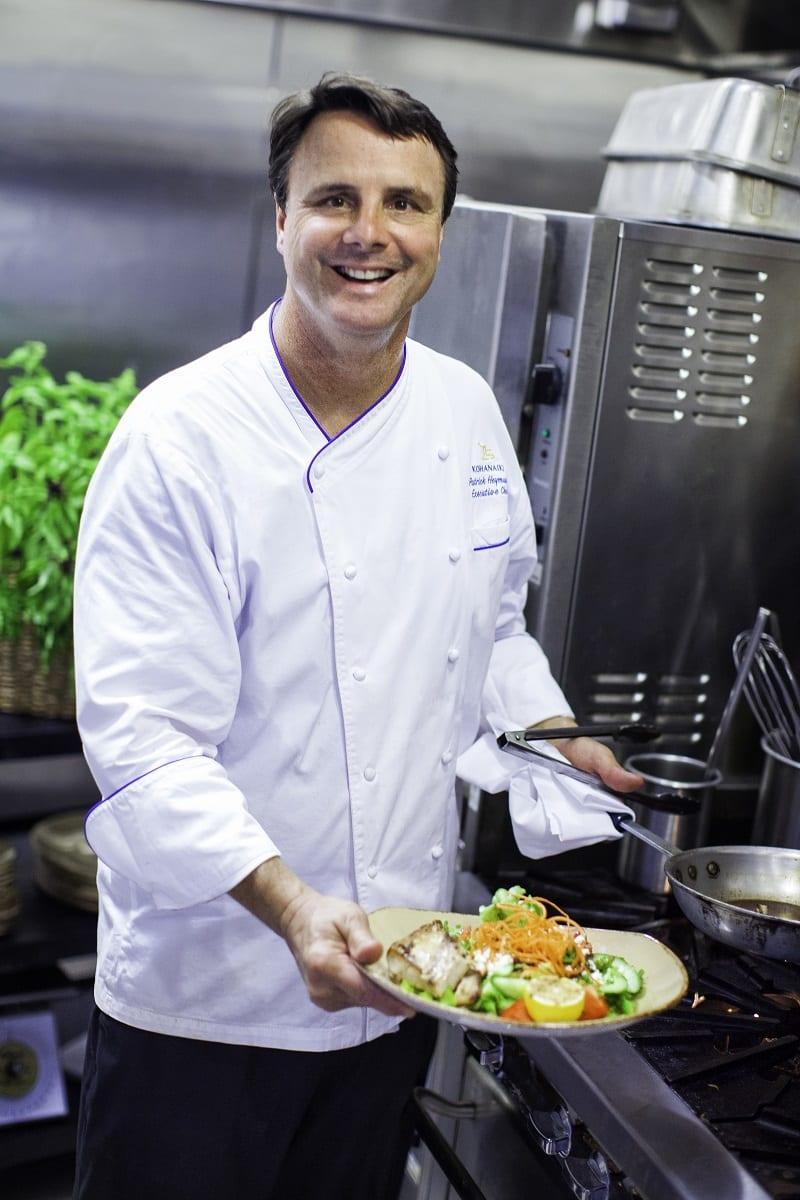 Chef-Heymann Kohanaiki