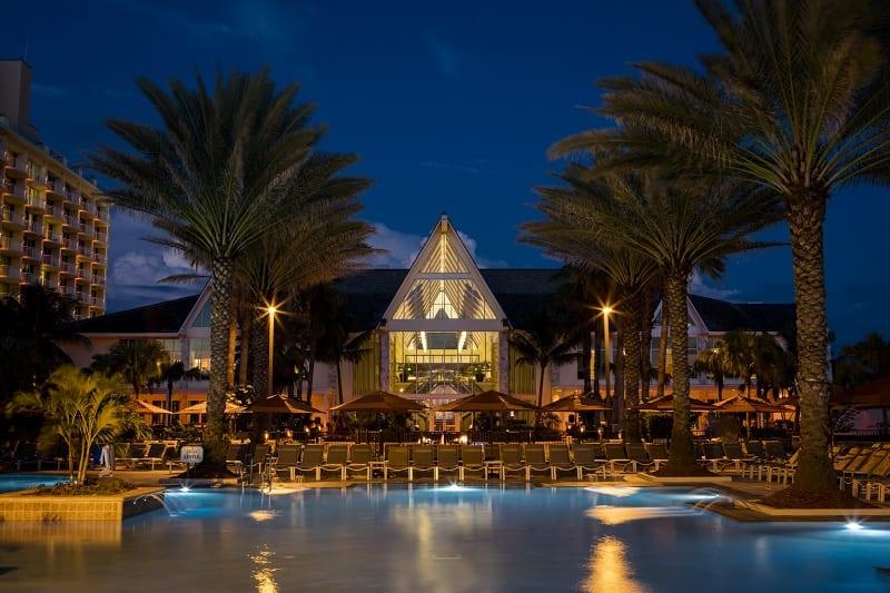 Marco Island Florida Marriott Spa