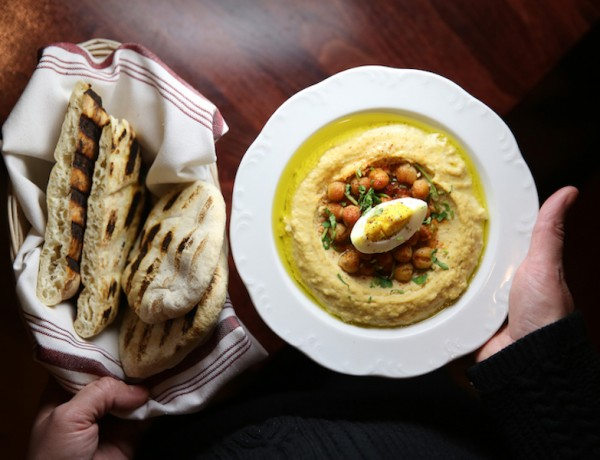 Old City Hummus