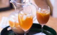 How to make Palmer House's Cape Iced Tea.