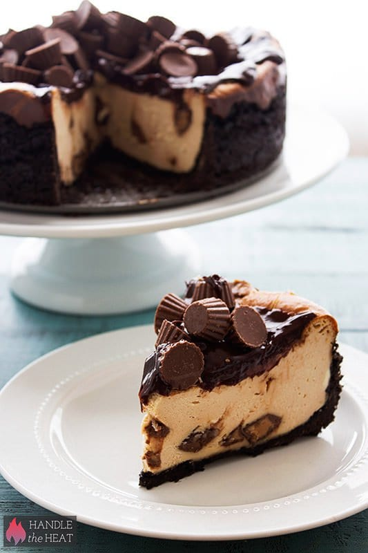 Favorite Peanut Butter and Chocolate Desserts