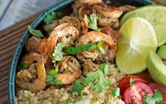 Shrimp-with-Quinao