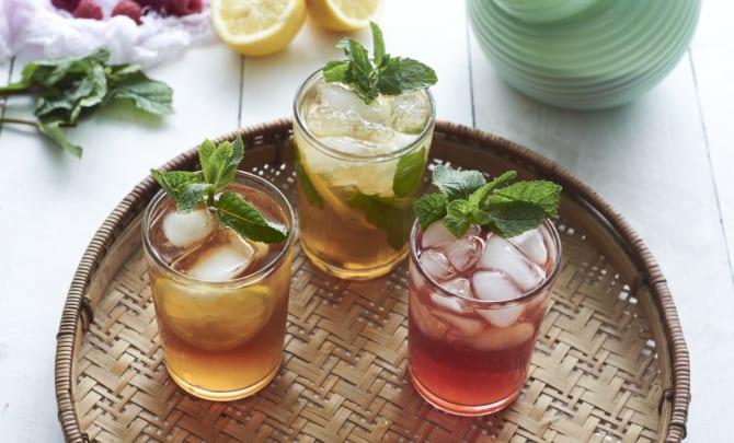 Southern-Style Sweet Tea, Three Ways