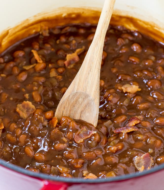 Bacon Baked Beans – Honest Cooking