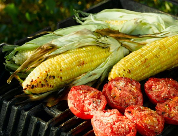 vegetables-on-grill