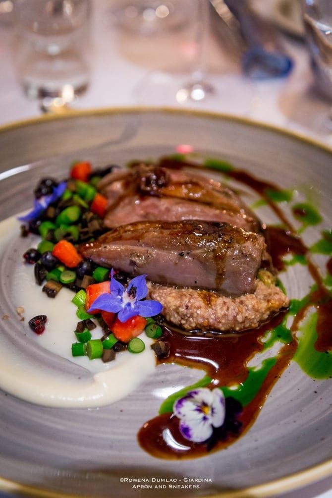 Slovenia's Vila Podvin Restaurant