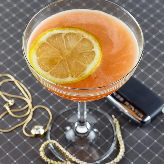 The Billionaire Cocktail