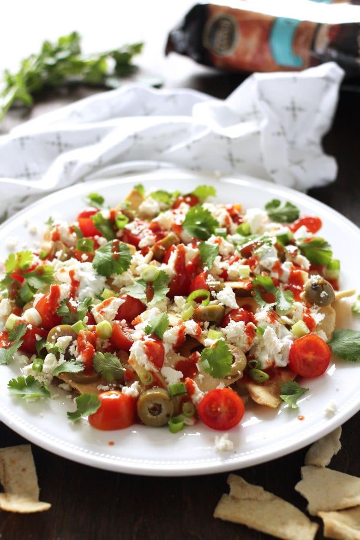 Greek Nachos – Honest Cooking