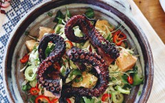 Grilled-Octopus-Fennel-Citrus-Salad-Recipe-Dine-X-Design