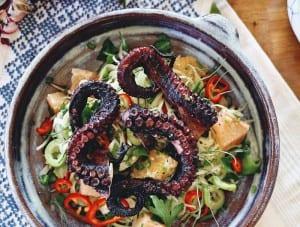 Grilled-Octopus-Fennel-Citrus-Salad-Recipe-Dine-X-Design