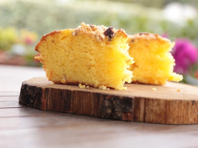 Italian Margherita cake Honest Cooking