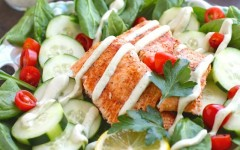 Main-spinach-salmon-salad-creamy-dairy-free-herbed-dressing