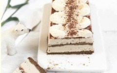 Tiramisu Ice Cream Cake Edit