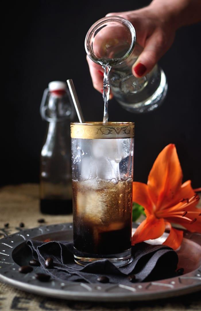 How to Make a Coffee Shrub
