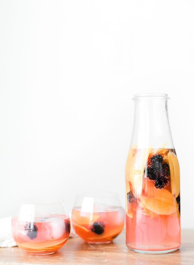 Refreshing Summer Sangria Pitchers
