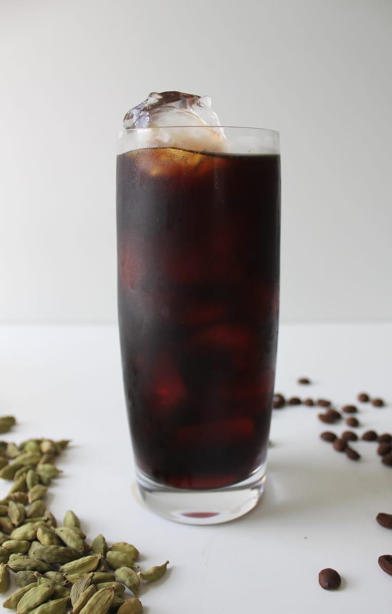 Cardamom Cold Brew Coffee