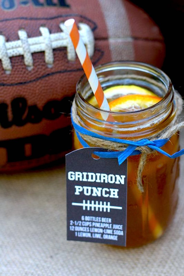 Effortless Drinks for Football Season