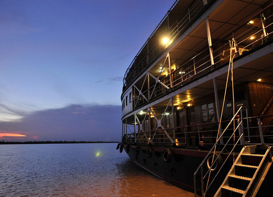 Coasting Along the Mekong River