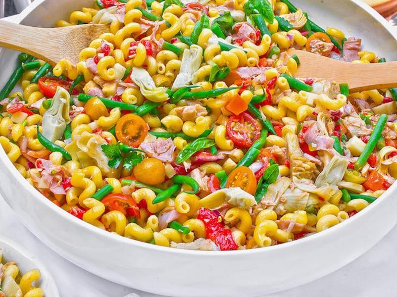 Pasta Salad from the Island of Capri