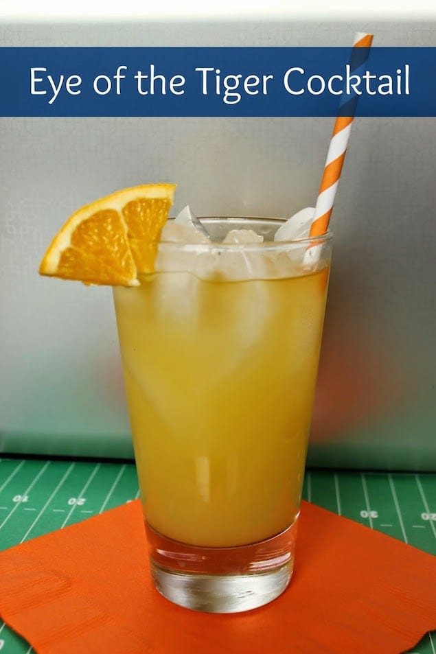 Cheers to Football Season — Game Day Cocktails