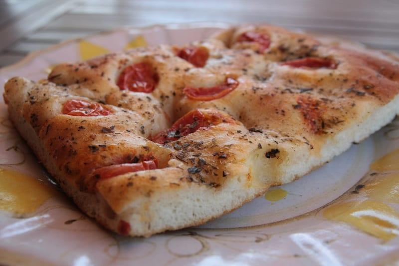 Onion Foccacia Bread Recipes