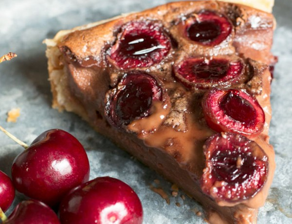 Nutella-Cherry-Tart-Photo